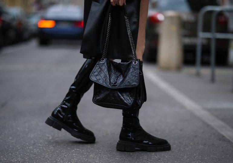 Jak nosić ciężkie buty, by dalej prezentować się kobieco?