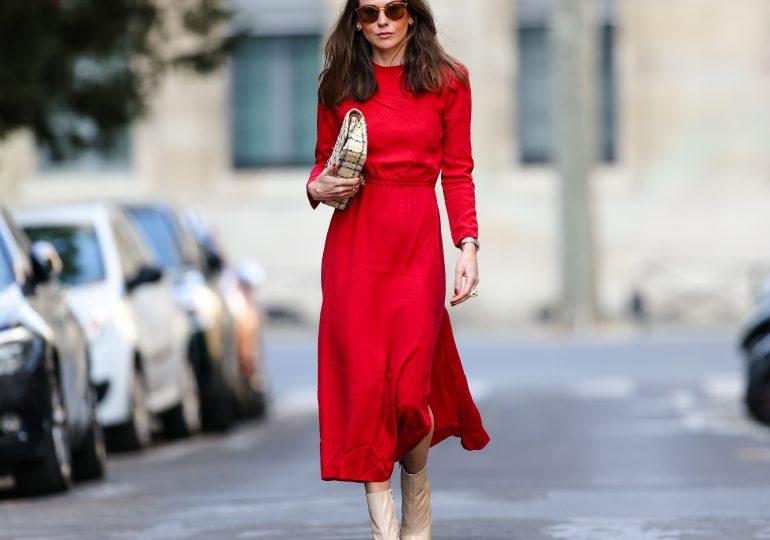 Z czym miksować czerwony kolor, by wyglądać nie tylko seksownie, ale i stylowo?