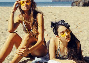 Stylowe i wygodne fryzury, które dopełnią Twój plażowy outfit