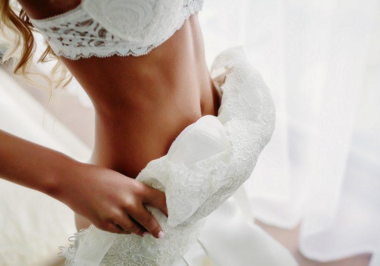 Bielizna ślubna - czym kierować się przy jej zakupie?