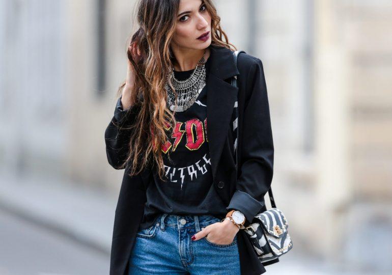 Jak się nosić w stylu rockowym?