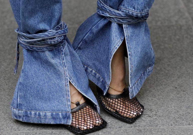 Choć kiedyś były symbolem obciachu, dziś rządzą trendami. Podpowiadamy, jak nosić buty z kwadratowym noskiem