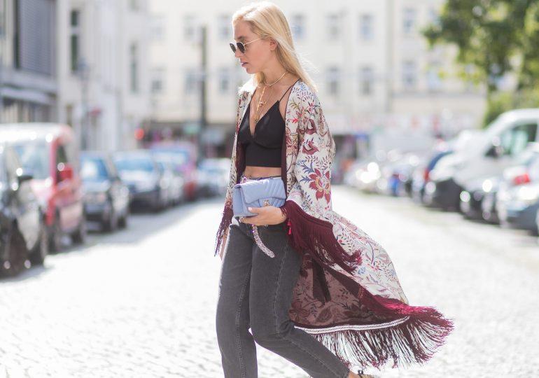 Japońskie inspiracje - jak nosić kimono, mieszkając w Europie?