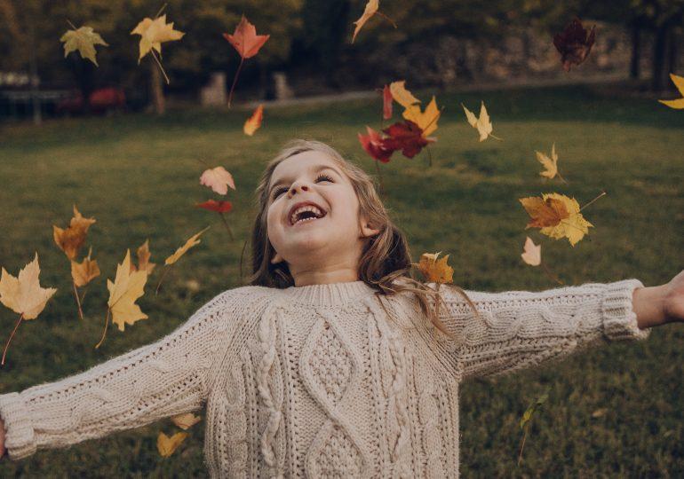 Jak ubierać dziecko jesienią?